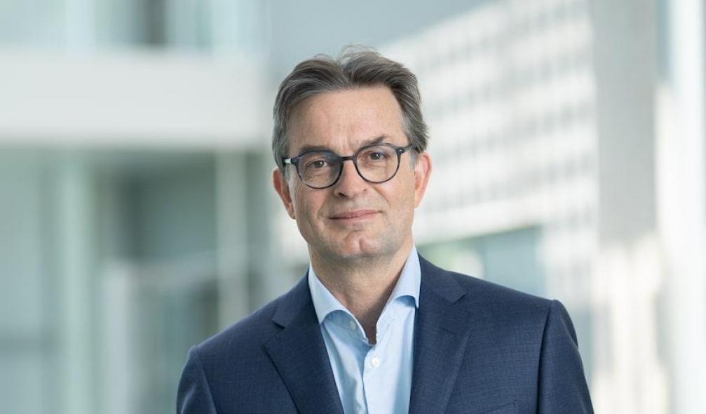 Bruno Léger, directeur général du Groupe Liébot